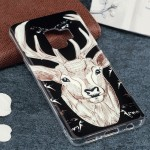 For Samsung Galaxy S9 Noctilucent Deer Pattern TPU Soft Back Case Protective Cover, Small Quantity Recommended Before Samsung Ga
