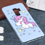 For Samsung Galaxy S9+ Noctilucent Horse Pattern TPU Soft Back Case Protective Cover, Small Quantity Recommended Before Samsung