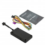 KH-G02 Mini GPS / GSM / GPRS Quad Band Realtime Car Tracker(Black)