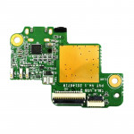iPartsBuy Lenovo Pad S8-50 S8-50F Charging Port Board with Earphone Jack