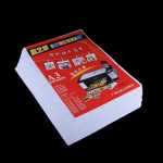 50 Sheets 11.7 x 16.5 inch A3 Waterproof Glossy Photo Paper for Inkjet Printers