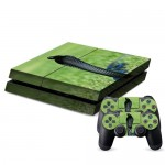 Snake Pattern Decal Stickers for PS4 Game Console
