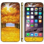 Scenery Pattern Extension Style Mobile Phone Decal Stickers for iPhone 6