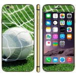 Football Pattern Mobile Phone Decal Stickers for iPhone 6 & 6S