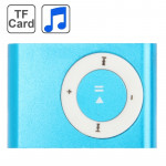 TF (Micro SD) Card Slot MP3 Player with Metal Clip
