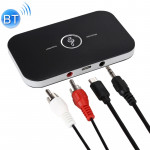 2 in1 HIFI Bluetooth Audio Transmitter Receiver Adapter Portable Audio Player