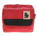 Universal Camera Bag, Inside Size: approx. 200mm x 115mm x 100mm(Red)