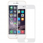 0.3mm Full Screen Tempered Glass Film for iPhone 6(White)