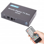 DVB-T238 HD / SD Car Mobile DVB-T Digital TV Receiver Box with Remote Control
