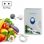 600MG Ozone Generator Cleaner Sterilizer for Vegetables and Fruits, AC 220V, EU Plug