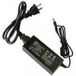 US Plug 12V 5A 60W AC Power Supply Unit with 5.5mm DC Plug for LCD Monitors Cord, Output Tips: 5.5x2.5mm
