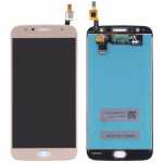 iPartsBuy for Motorola Moto G5S Plus LCD Screen + Touch Screen(Rose Gold)