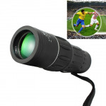 16x52 Portable Professional High Times High Definition Dual Focus Zoom Monocular Telescope