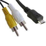 Digital Camera Cable for KODAK M522 / M532 / M552, Length: 1.5m