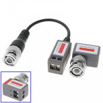 1 Channel Passive BNC Network Video Balun Transceiver