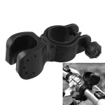 360 Degrees Rotation Mount Holder Clip Clampfor Bicycle Bike Flashlight