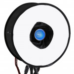 Softbox Mini studio photo 45cm style macro et portrait, diffuseur pliable LightLite Flash Light - Wewoo