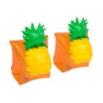Children Inflatable Pineapple Shape Arm Bands Floatation Sleeves Water Wings Swimming Floats