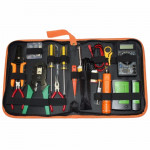 JAKEMY PS-P15 16 in 1 Professional LAN Network Kit Crimper Cable Wire Stripper Cutter Pliers Screwdriver Tool