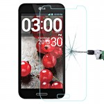 For LG Optimus G Pro 0.26mm 9H Surface Hardness 2.5D Explosion-proof Tempered Glass Screen Film