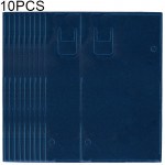 10 PCS iPartsBuy for HTC One M7 Front Housing Adhesive