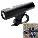 LR-Y1 T6 LED 800LM USB Charging LED Bicycle Headlight Front Lamp with 5 Modes