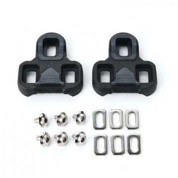2PCS Road Bike Bicycle Pedal Cleats Cover Protector Set for SHIMAMO LOOK SPD KEO