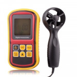 Digital Anemometer (Measurement items: Air Velocity, Air Temperature)