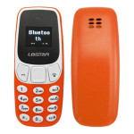 Others Orange GTStar BM10 Mini Téléphone portable, Mains Libres Bluetooth Dialer Headphone, MP3 Music, Double SIM, Réseau: 2G...