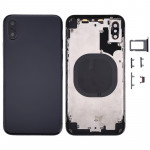 Back Housing Cover for iPhone X(Black)