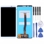 LCD Screen and Digitizer Full Assembly for Vivo Y75 / V7(White)