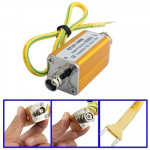 Video Coaxial Cable Surge Lightning Arrester Protector