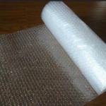 Bubble Wrapping Packing for Mobile Phones & Spare Parts & Gift Box Package , Size: 50cmx100m