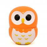 Owl Shape 60 Minutes Mechanical Kitchen Cooking Count Down Alarm Timer Home Decorating Gadget, Random Color Delivery