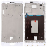 Front Housing LCD Frame Bezel Plate for OnePlus 3 / 3T / A3003 / A3000 / A3100(White)