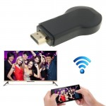 C2 WiFi HDMI Wecast Miracast HDMI Dongle Display Receiver, CPU: RK2928 Cortex A9 1.2GHz, Support Android / Windows / iOS