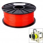 ABS 1.75 mm Color Series 3D Printer Filaments, about 395m(Red)