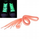 Lacets rose 2 PCS Fashion Sports fluorescent plat - Wewoo