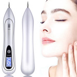 SONGSUN X2 Professional Portable Skin Spot Tattoo Freckle Removal Machine Mole Dot Removing Laser Plasma Beauty Care Pen with LC