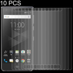 10 PCS 0.26mm 9H 2.5D Tempered Glass Film for BlackBerry Motion