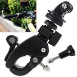 2 in 1 Universal Bicycle Mount Clip with Screw for GoPro HERO4 /3+ /3 /2 /1 / SJ4000