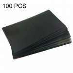 Films polarisants pour filtre LCD 100 PCS Huawei Honor V8 - Wewoo