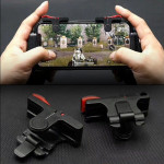 D9 1 Pair Mobile Phone Gaming Handle L / R Shooter PUBG Game Controller