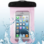 High Quality Waterproof Bag Protective Case for iPhone 5 & 5s & SE / iPhone 4 & 4S / 3GS / Other Similar Size Mobile Phones (Pin