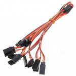 10 pcs Servo Leads Extension 30cm