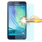 Hat-Prince 0.26mm 9H Surface Hardness 2.5D Explosion-proof Tempered Glass Film for Samsung Galaxy A3 / A300F