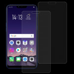 2 PCS 0.26mm 9H 2.5D Tempered Glass Film for OPPO AX5