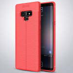 TPU Shockproof Case for Galaxy Note 9(Red)