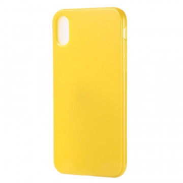 coque iphone xr plume couleur