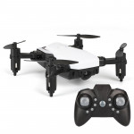 LF606 Mini Quadcopter Foldable RC Drone without Camera, One Battery, Support One Key Take-off / Landing, One Key Return, Headles